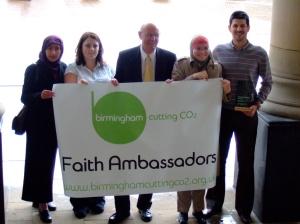 Faith Ambassadors for Climate Change